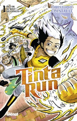 Couverture de Tinta Run