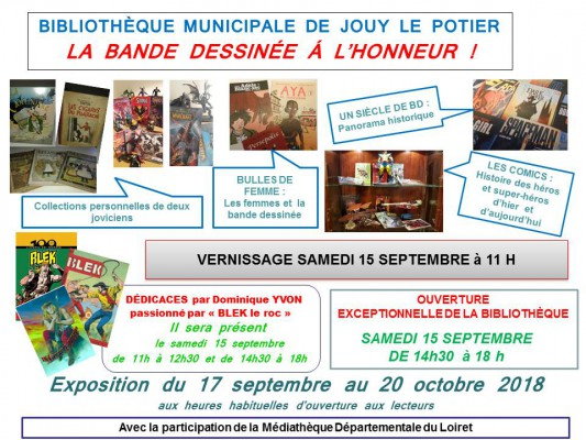 affiche-expo-la-BD-a-travers-les-siecles---sept-oct