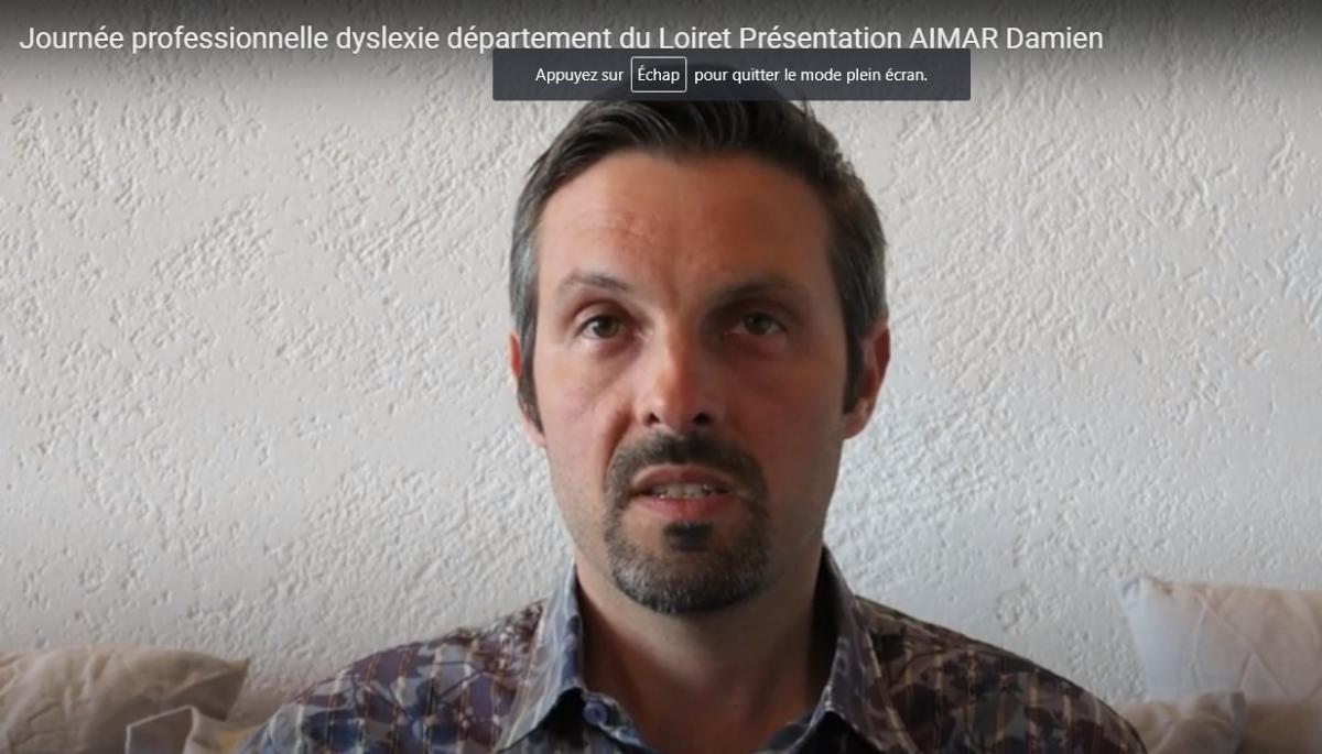 Mr Damien Aimar